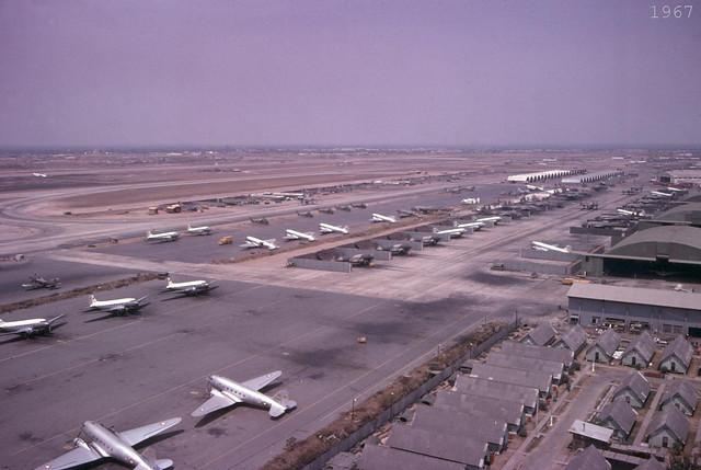 Saigon 1969 - Tan Son Nhut Airport - Camp Davis