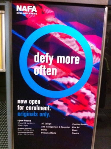 Defy more by ellen forsyth
