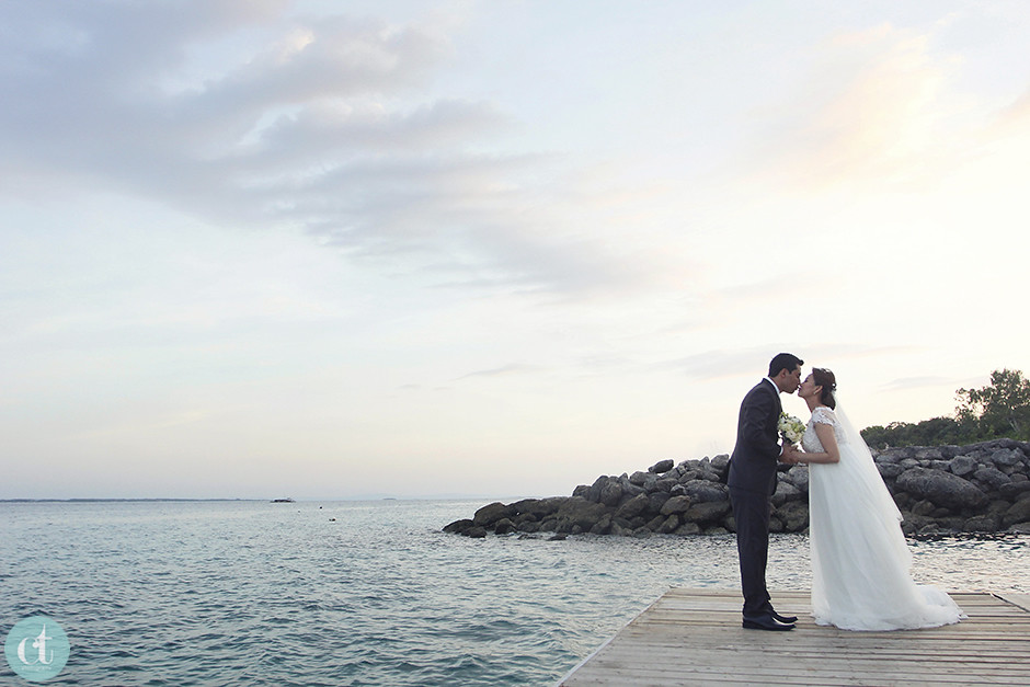 Contemporary shangri la mactan wedding, Cebu Wedding Packages