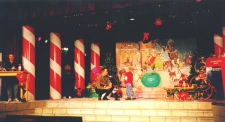 QVC at Holiday World