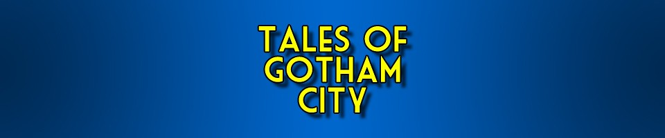 Tales of Gotham City: The Five Earths Project