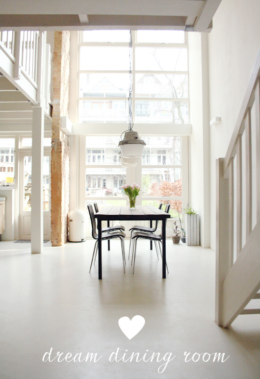 Home Tour: Gorgeous Rotterdam Space