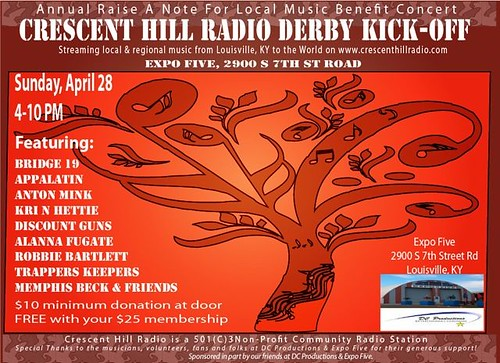 Crescent Hill Radio Benefit