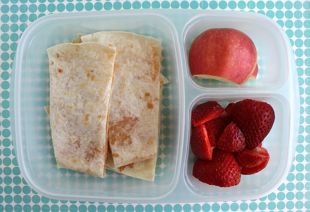 Big Kid Quesadilla Bento #740