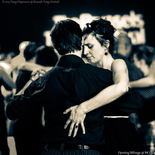Elsa & Dominic @ Brussels Tango Festival