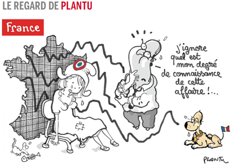 13d18 LMonde Plantu Hollande ante las crisis de Francia Uti 465