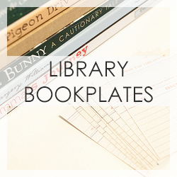 LibraryBookplateFreebieBrooklynLimestone