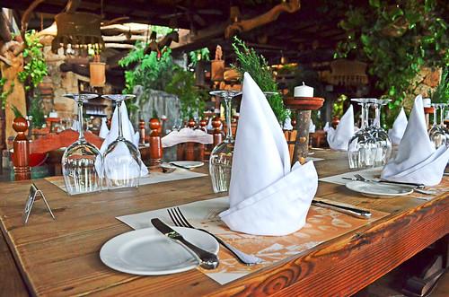 Dining room, El Molino Blanco, Costa Adeje, Tenerife