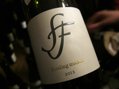 2012 Schaefer-froehlich Riesling
