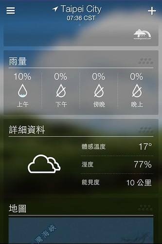 Yahoo!氣象