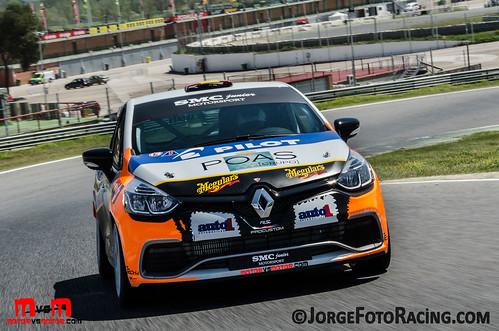 Renault Clio Cup 2013 Fase 4 Circuito del Jarama - Antonio Martinez