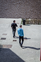 Arron Hartley & Liam Norbury