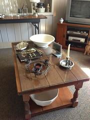 dining room(0.0), cuisine(0.0), floor(1.0), furniture(1.0), countertop(1.0), wood(1.0), coffee table(1.0), room(1.0), table(1.0), hardwood(1.0),