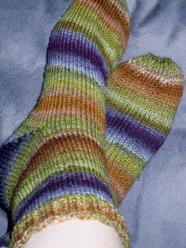 Gobbler Cheviot socks