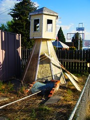 Derelict Miniature Golf Course