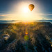 rise of the balloons by CoolbieRe