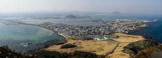 Bild av Seongsan Ilchulbong Peak. korea 2013 nikon panorama travel nikonafsdxnikkor1855mmf3556g nikond7000