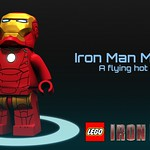LEGO Iron Man 3 - Mark III