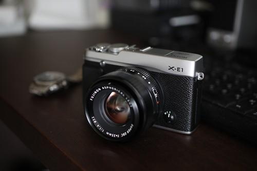 X-E1購入!