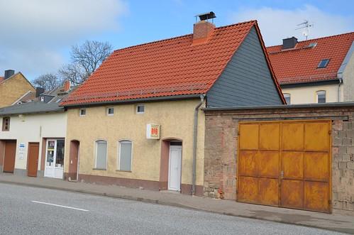 Bäckerei Bartzsch (Hintereingang)