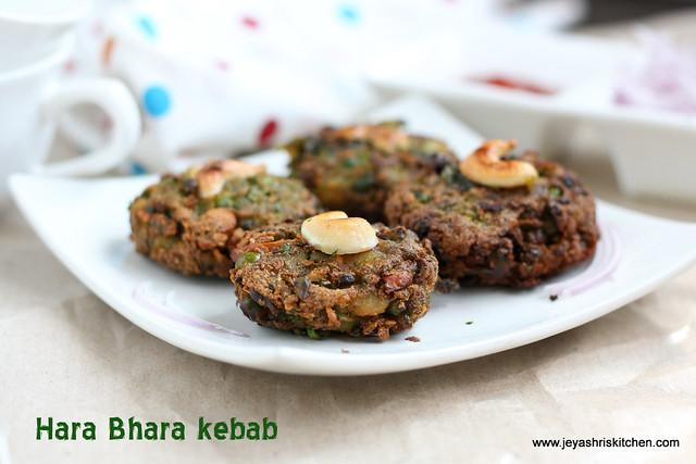Hara bhara kebab 1
