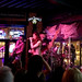 Singing at Honky Tonk in Nashville