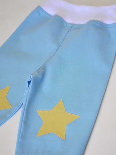 Twinkle Twinkle Little One Summer Pants
