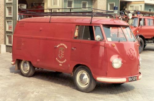 RA-50-11 Volkswagen Transporter bestelwagen