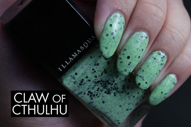 Illamasqua Mottle Swatch