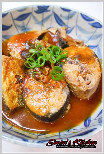 茄汁鯖魚07