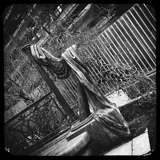 «Harp», sculpture