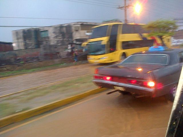 Lluvias Maracaibo