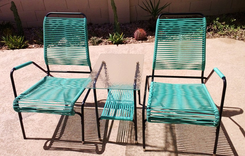 Spectacular New old patio furniture