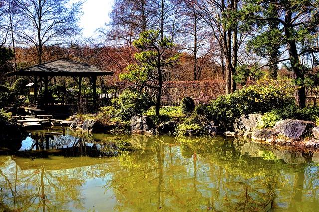 M nchen westpark japan garten flickr photo sharing for Gartenausstellung munchen