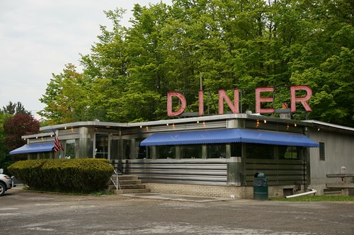 Chief Martindale Diner, SR 23, Craryville, New York