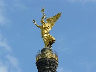 Victoria alada (Columna de la Victoria, Berlín)