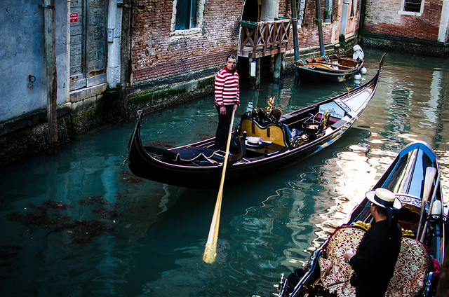 Another picture perfect canal view in Venice.