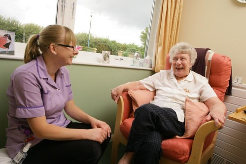 Nursing Homes Leicester