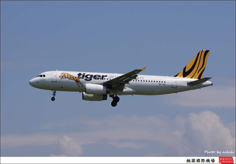 Tiger Airways 9V-TJR