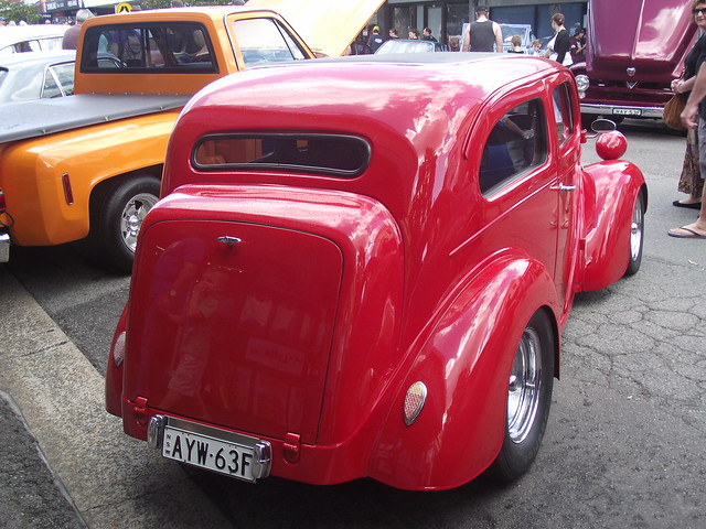 1950 Ford Anglia Hot Rod