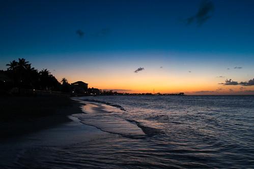 winter sunset sky hiver ciel bahamas nassau coucherdesoleil 2012 sandalsroyalbahamian