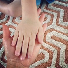 Little hand #fmsphotoaday #latergram
