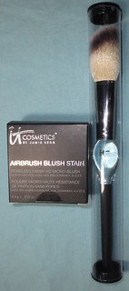IT Cosmetics Airbrush Blush Stain in Sweet Cheeks