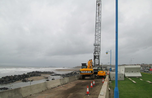 Kirkcaldy Promenade Works 17