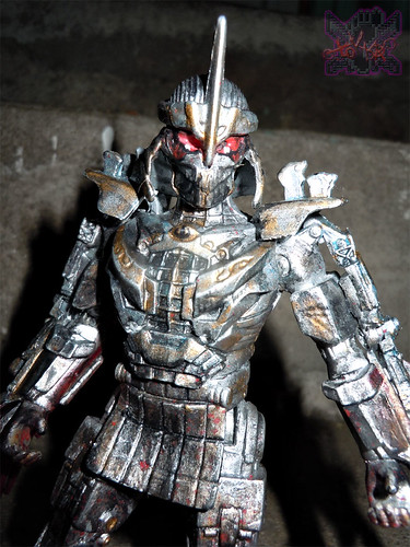 """NINJA TURTLES"" Movie :: SHREDDER  { tOKKustom MOVIE MANIAC } iv (( 2014 ))"