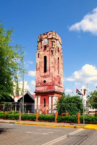 santuario cristo de esquipulas santa cruz guanacaste old tower torre vieja costarica church iglesia templo temple pentax pentaxart