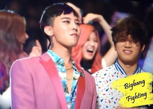 Big Bang - MAMA 2015 - 02dec2015 - BigbangFighting - 02