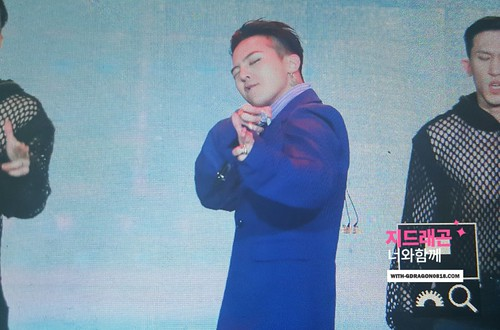 Big Bang - The 5th Gaon Char K-Pop Awards - 17feb2016 - With G-Dragon - 11