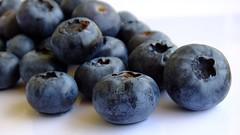 Blueberries, fresh-picked