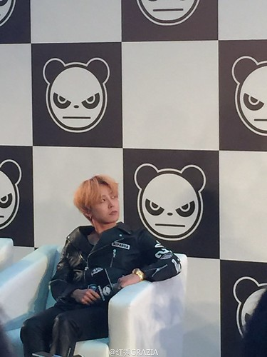 G-Dragon - HIPANDA Event - 31aug2015 - Grazia - 05